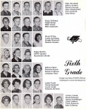 1964 - 6th grade class at Dr. John G. DuPuis Elementary School - page 1