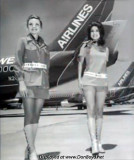 Two beauties from Southwest Airlines