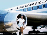 A beauty from Pan American World Airways