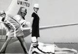 Four beauties from United Air Lines