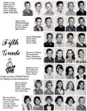 1964 - 5th grade class at Dr. John G. DuPuis Elementary School - page 3
