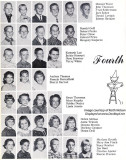 1964 - 4th grade class at Dr. John G. DuPuis Elementary School - page 1
