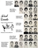 1964 - 1st grade class at Dr. John G. DuPuis Elementary School - page 2