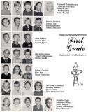1964 - 1st grade class at Dr. John G. DuPuis Elementary School - page 3