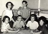 1964 - Mrs. Halyburton, Art Teacher and the Art Group at Dr. John G. DuPuis Elementary School, Hialeah