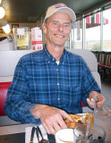 Miami River Rat - Mike Schryer in 2008 at Waffle House