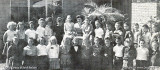 1963 - Mrs. Weinman and the 4th Grade Field Day Champions at Dr. John G. DuPuis Elementary School in Hialeah