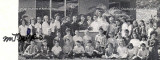 1963-1964 - Mr. Del Rio and the Physical Fitness Award Winners at Dr. John G. DuPuis Elementary School in Hialeah