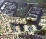 1976 - the Golf Course Village and Lake Mary section of Miami Lakes