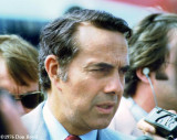 1976 - U. S. Senator and Vice-Presidential candidate Bob Dole at MIA