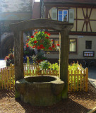OLD WELL BY THE ARCHWAY