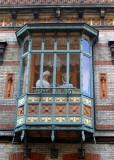 ORNATE 1ST FLOOR WINDOW