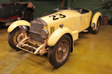 1929 Alfa Romeo Super Sport ... Supercharged Alfas like this one won road races in Europe in the late 1920s and early 1930s.