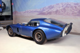 1964 Shelby Cobra Daytona Coupe, CSX2287, 1st of only six Daytona Coupes built, GT class winner at 1964 12 Hours of Sebring.