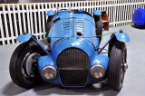 The chassis of this 1936 Delahaye 135S won the 1938 Le Mans race.