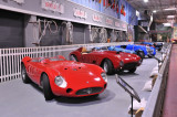 1956 Maserati 300S and 1954 Ferrari 375MM
