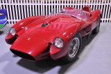 1958 Ferrari Testa Rossa -- A 1957 model was sold in Italy in May 2009 for US$12.4 million.