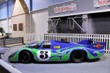 1970 Porsche 917LH ... A 917 was sold for $3.976 million at an auction in August 2010 in Monterey, Calif.