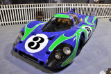 1970 Porsche 917LH ... This particular long-tail 917 finished second in the 1970 Le Mans 24-hour race.