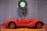 1938 Alfa Romeo 8C 2900B MM ... This particular car won the 1938 Mille Miglia.