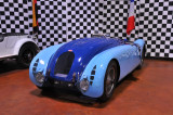 1936 Bugatti 57G Tank ... This particular car won the 1937 Le Mans 24-hour race.