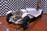 1927 Mercedes-Benz Sportwagen ... This particular car won the 1927 Nurburgring race.