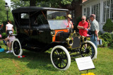 1914 Ford Model T Touring Car, People's Choice awardee