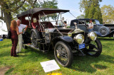 1912 Rolls-Royce Siver Ghost Tourer