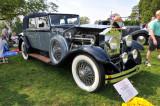 1929 Rolls-Royce Phantom I Convertible Sedan, Timeless Elegance awardee