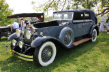 1929 Rolls-Royce Phantom I Convertible Sedan, Timeless Elegance awardee