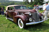 1940 Cadillac Series 75 Convertible Sedan by Fleetwood