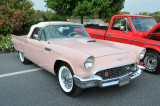 1957 Ford Thunderbird convertible, frame-off restoration, $48,500