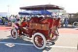 1904 White Type D rear-entry steam car, $240,000