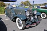 1931 Cadillac V12 Dual Cowl Phaeton, $225,000