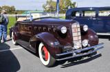 1934 LaSalle, $137,500