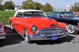 Early 1950s Buick Skylark convertible