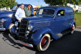 1935 Ford Delivery Sedan