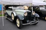 1920s Lincoln 4-Door Dual Cowl Phaeton