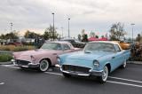 1957 Ford Thunderbirds