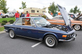 1980s BMW coupe