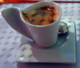 Tasse de café au soleil de provence -) Sun dotted cup of coffee