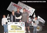 6-7-08 GSC Sprints & Dwarf Cars Petaluma Speedway