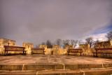 Seats On York Bar Walls
