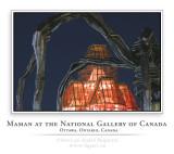 Maman at the Nationa Gallery of Canada