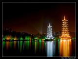 Guilin (Towers), China