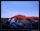 Mt-Fuji (TOP - Volcanic crater) Japan