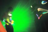 Te laser thng