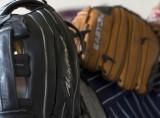 Akadema and Easton Baseball Gloves