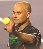 *** Air Agassi : Tennis MagicMan ***