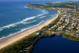 Ballina to Byron by Helicopter